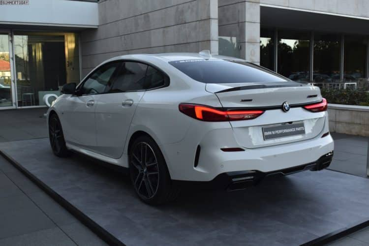 Живые фото: BMW M Performance Tuning для 2-й серии Gran Coupé